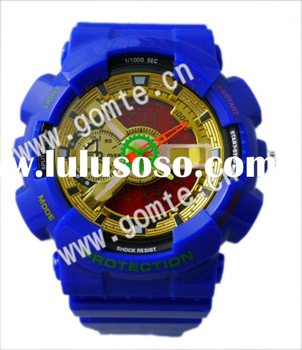 2012 new fashion style g shocking watch top brand