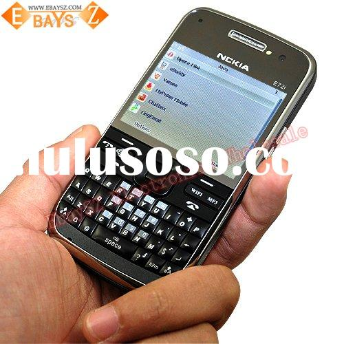 2.4-inch Optical Touch Screen Dual SIM QWERTY WIFI JAVA TV Mobile Phone E72i
