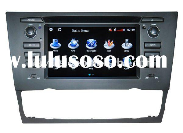 2 Din Car DVD player for bmw E90 E91 E92 E93 E81 E87 with GPS/ Blue tooth