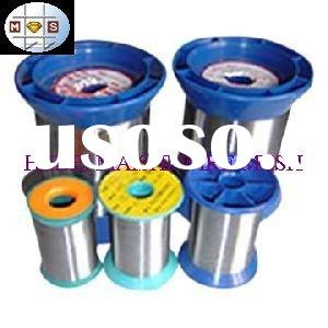 304 mechanical properties of soft wires 0.040mm to 0.049mm ss wire