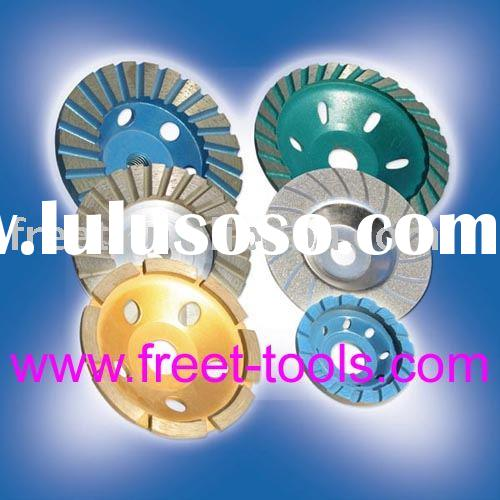 "3""/4""/4.5""/5""/7""Diamond cup wheels/disks for grinding and polishing marble,"