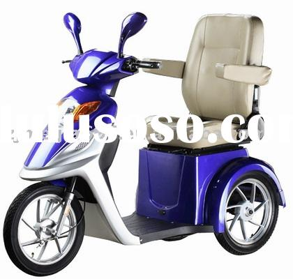 3 wheel electric mobility scooter with CE approval
