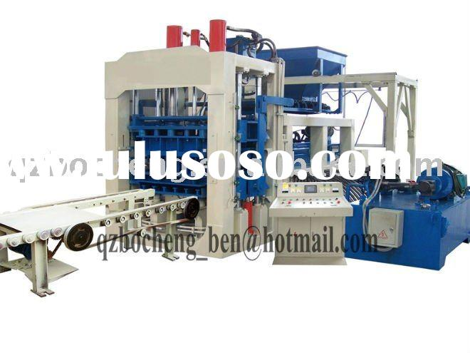 4000-5000pcs/day full automatic hydraulic brick making machine