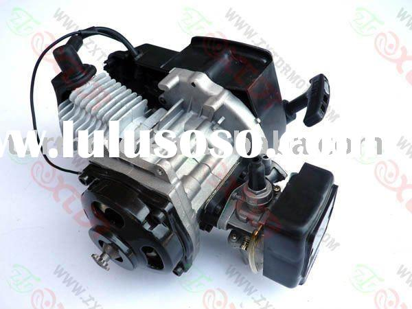 49cc 2 stroke engine, mini bike engine, motorcycle engine