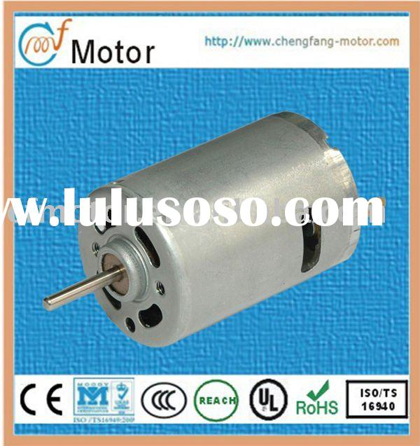 4.5V high speed dc motor used for peristaltic pump