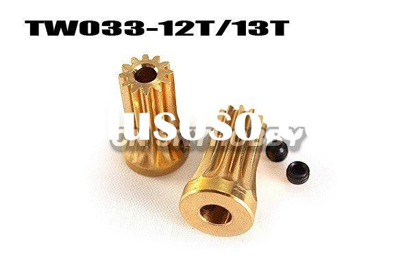 500 rc helicopter parts LH-500 Motor Pinion Gear TW033