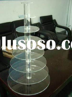 8 Tier Cake Display Stand/acrylic cake stand/display/holder/holder