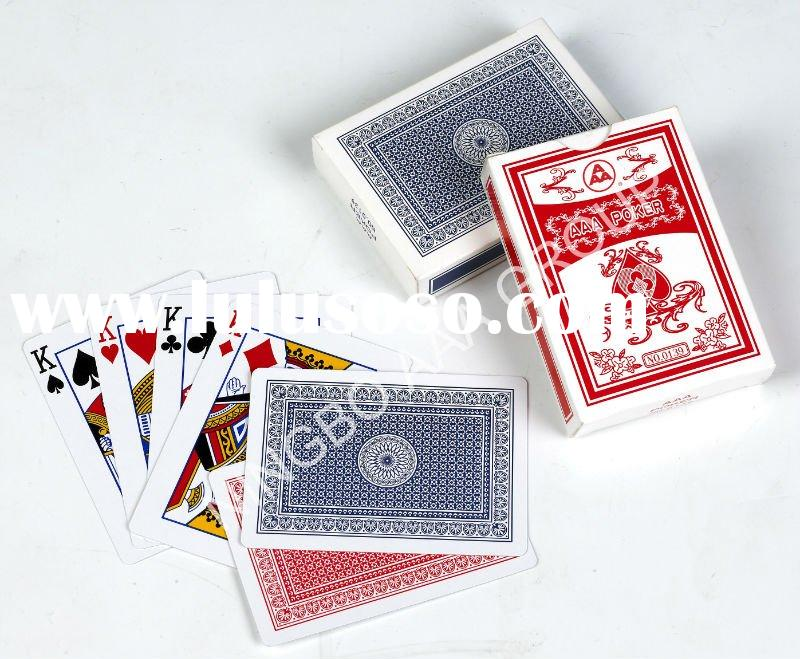 AAA playing cards(casino quality playing cards)