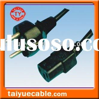 AC power cord,europe/european power cable