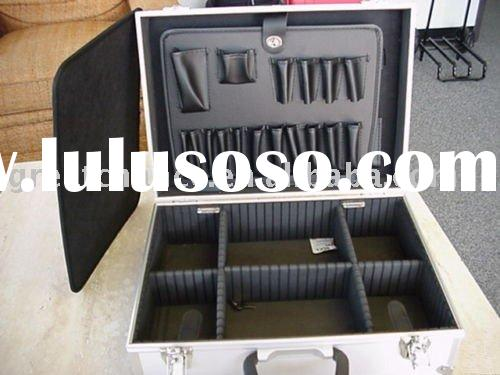 ALUMINUM TOOL CASE BRIEFCASE ATTACHE MECHANICS CASE