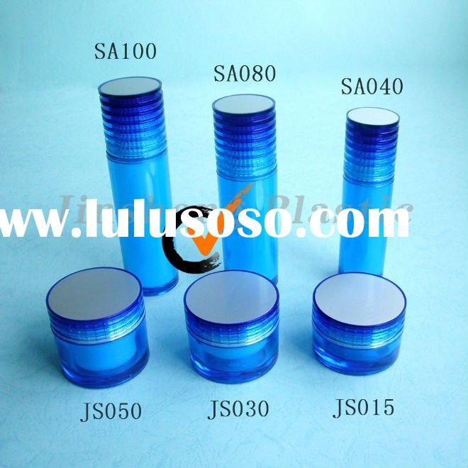 AS Cosmetic Creams Jars & Lotion Bottles with Pump