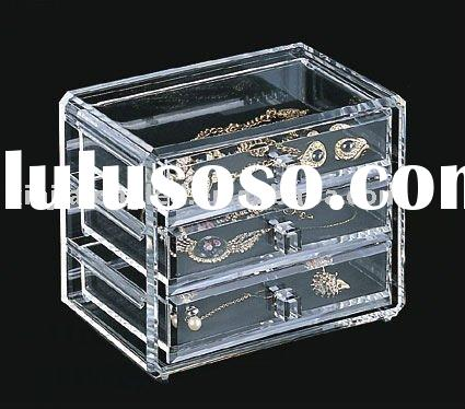 Acrylic Cosmetic Storage Drawer or Acrylic Drawer