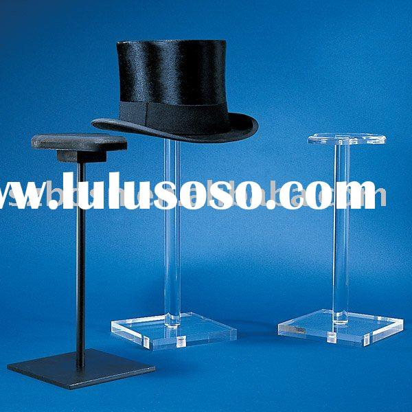 Acrylic Hat Display Acrylic Hat Display Manufacturers In
