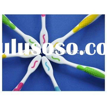 Name:Adult big handle personalized toothbrush 3.
