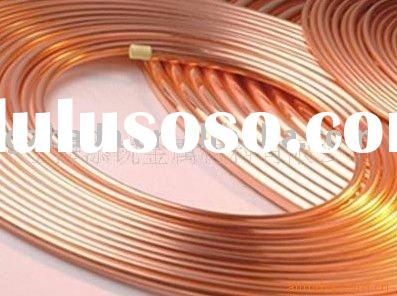 Air Conditioner Pancake Coil Copper Pipe