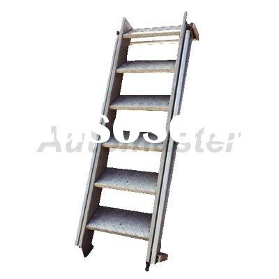 Outdoor Stairs On Portable Rv Stairs Portable Rv Stairs Manufacturers In  Lulusoso Com