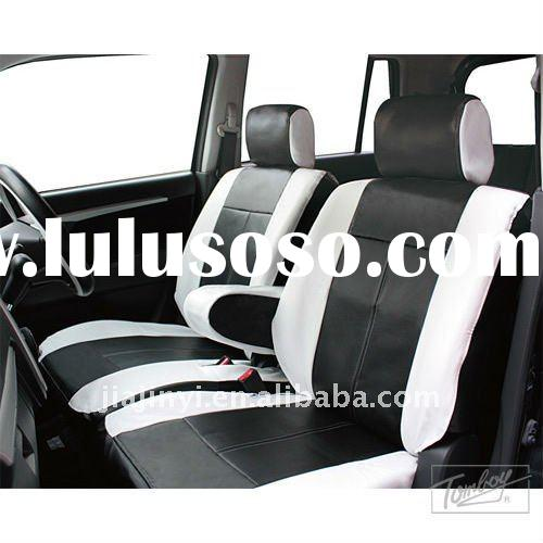 Car Seat Cover Black And White Car Seat Cover Black And