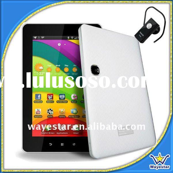 Android Tablet Pc with 3g Sim Card Slot