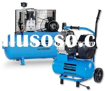 Atlas copco piston air compressor,Automan,AF/AC Series
