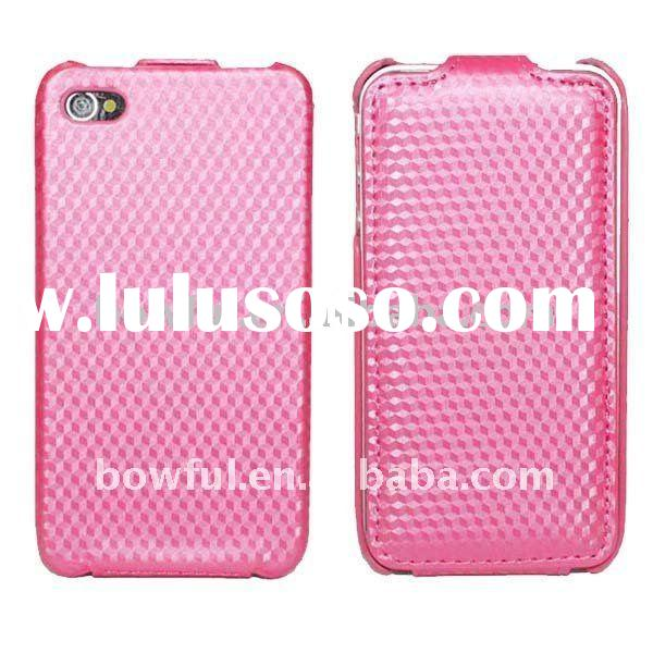 BF-MP010(4) For iPhone 4 Carbon Fiber Cell Phone Case