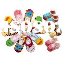 Baby Unit-Slip Animal Shoes,Kid's Bell Shoes.