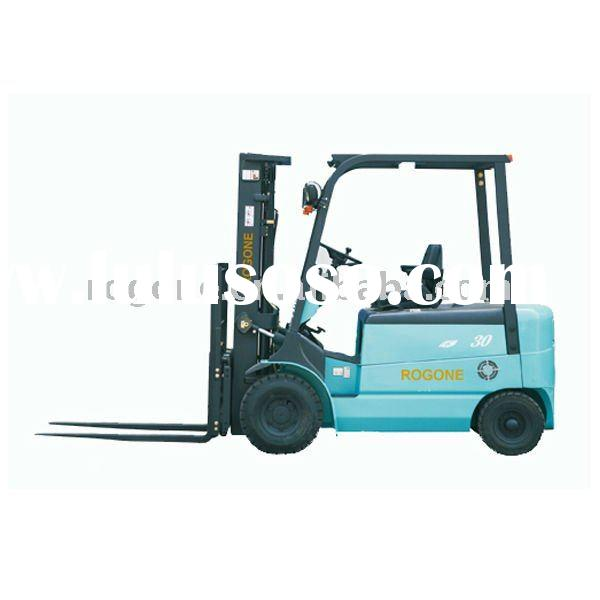 Battery electric forklift FE35 with CE certificate