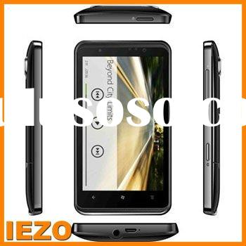 Best Android Smart mobile phone dual sim cell phone android 2.3 OS 4.3 inch Screen - H7300