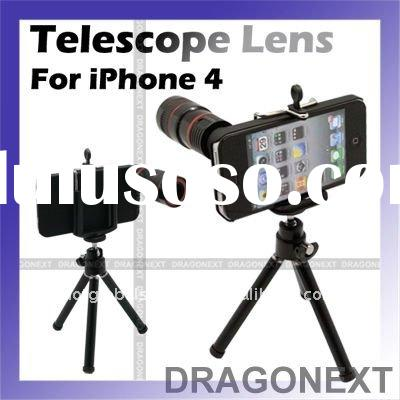 Brand NEW For 8x Optical Zoom Telescope Camera Lens For Apple iPhone 4 4G