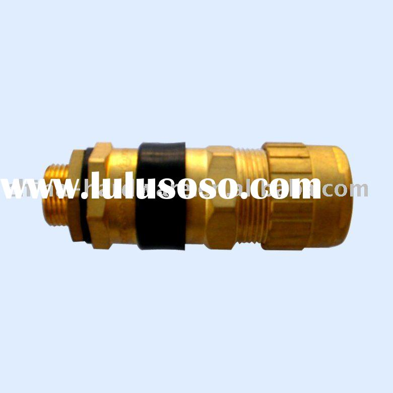 Brass explosive proof cable gland,flame proof,metal marine cable gland
