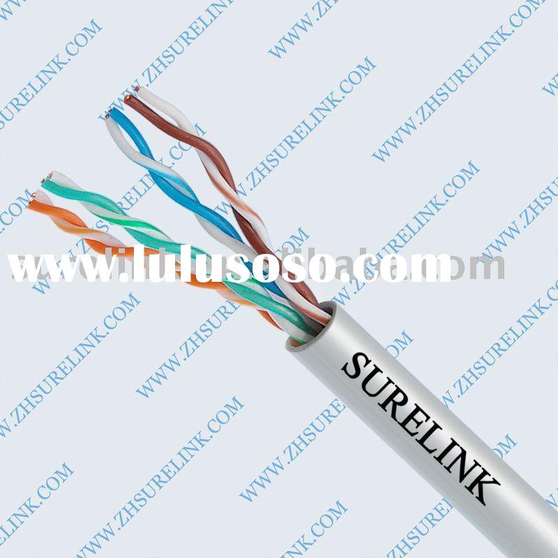 CCA+CCS UTP CAT5e cable