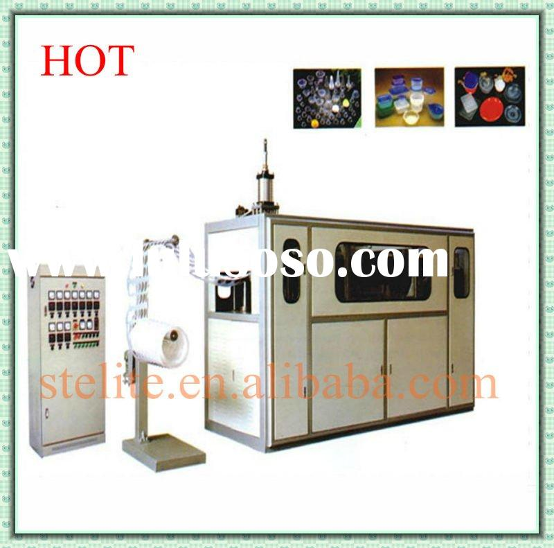 CMM700-360 Full automatic plastic cup maker machine