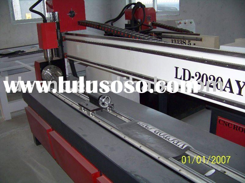 CNC Router 4 axis