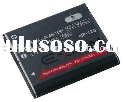 Camera Battery For Casio NP-120