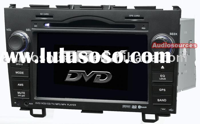 Car Auto DVD System for Honda CR-V with GPS navigation (AS-7303)