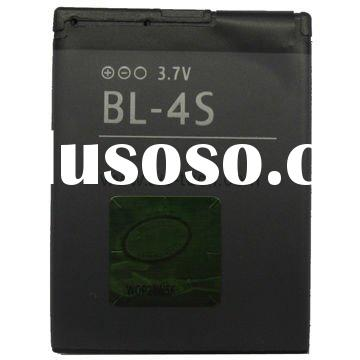 Cell Phone BL-4S Battery for Nokia X3-02 2680s 3600s 7020 6208c 3710 7100 7610 Supernova