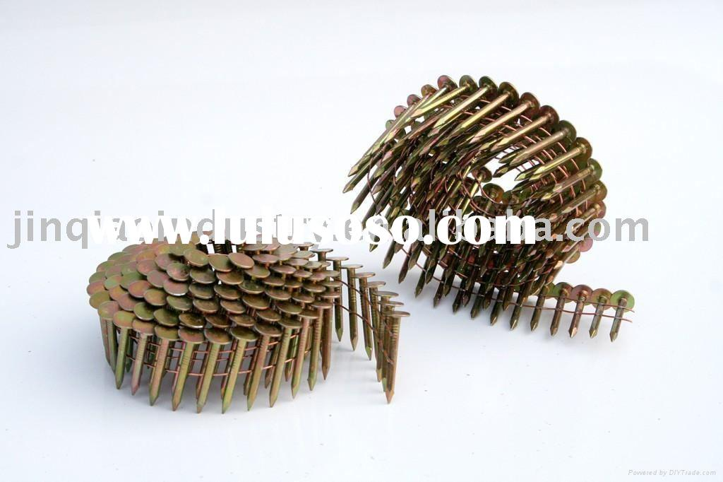 Cheap Coil nails Screw nails roofing nails