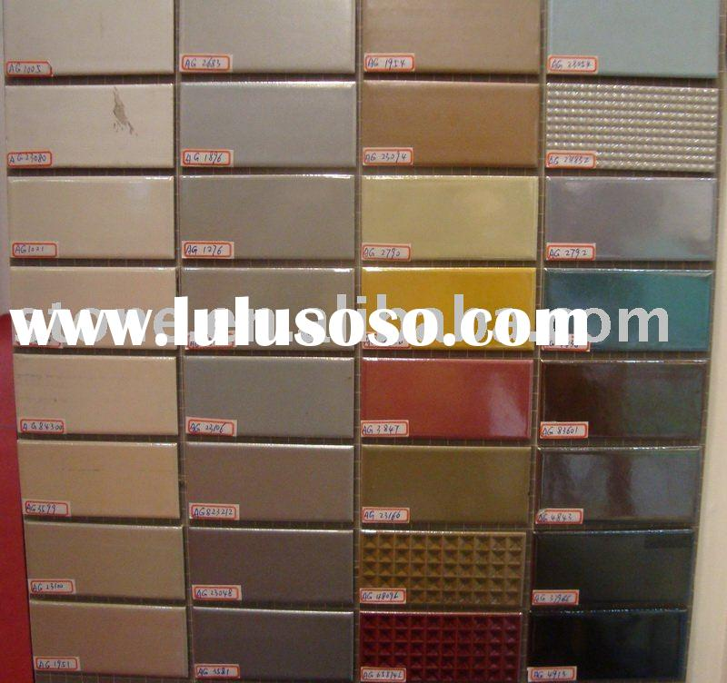 Cheap Glazed Ceramic Mosaic Tile for Outdoor