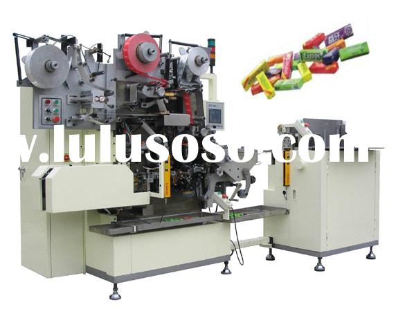 Chewing Gum Wrapping Machine