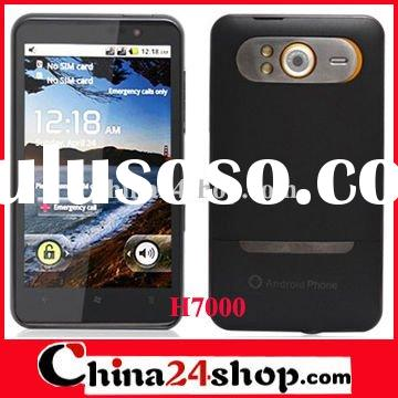 "China 4.3"" big touch screen android mobile phone with GPS WIFI TV android phone"