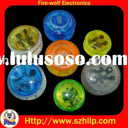 China Yoyo Kids Toys,LED Children yoyo Ball Suppliers.Plastic Professional Ball Manufacturer