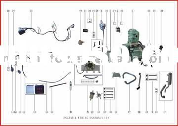 polaris atv wiring schematic polaris atv wiring schematic atv parts engine and wiring list
