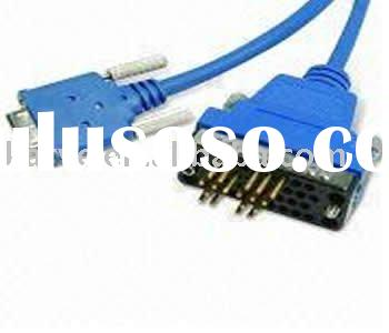 Cisco HP26 to V.35 Cable with HP 26 Pins to V.35 Adapter Connector and Male to Male Type