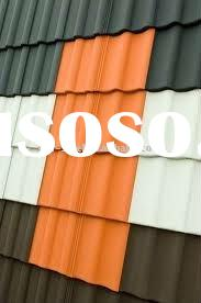 Color coated corrugated sheets/Roofing sheets
