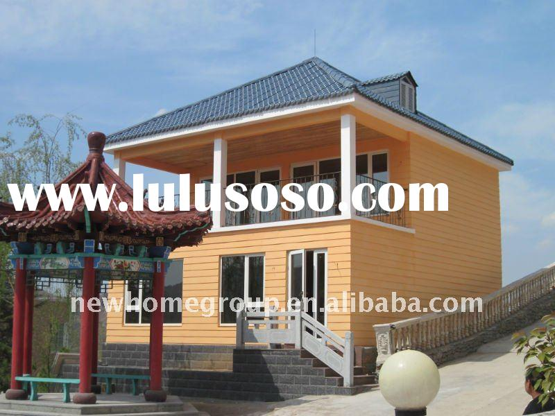 Low Cost Prefab House Villa Container Quotes: Container Villa, Container Villa Manufacturers In LuLuSoSo