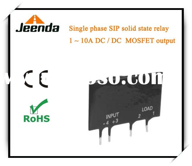 Crydom CMX DC SIP solid state relay,1A to 20A SIP DC solid state relay.
