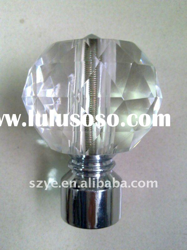Curtain Finials Rod Curtain Finials Rod Manufacturers In