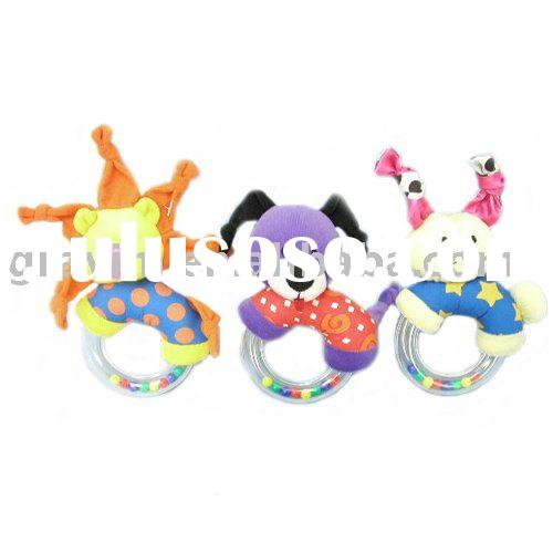 Cute Baby Rattle