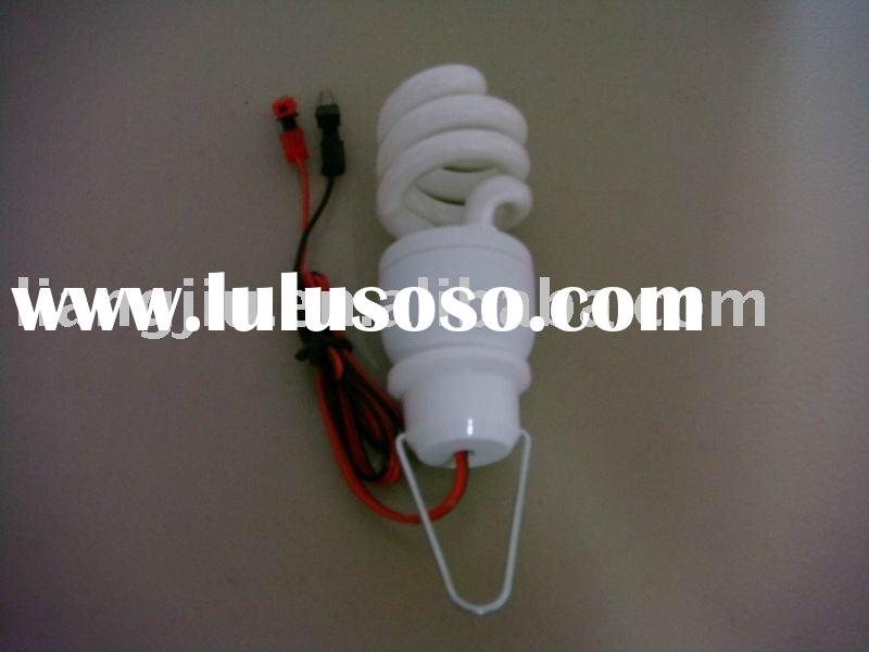 DC 6V energy saving lamp