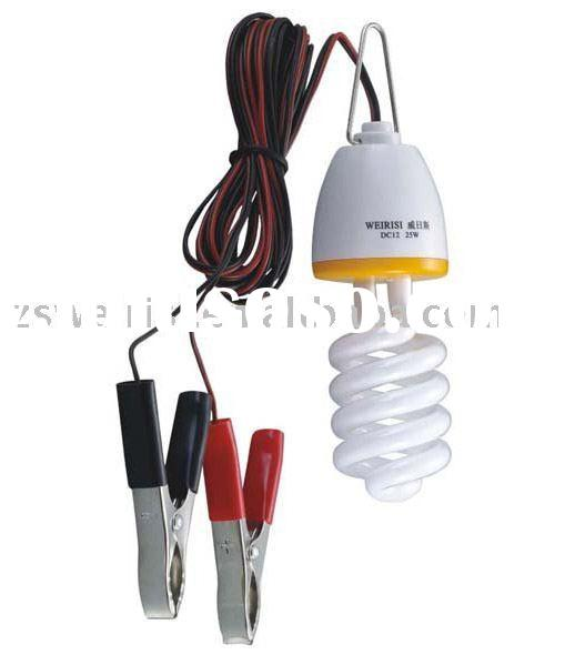 DC Energy Saving Lamp (Spiral)