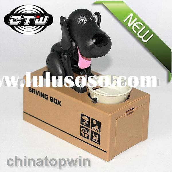 DOG PIGGY BANK money boxes toy